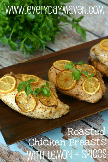 Lemon Chicken Breast Recipe from www.everydaymaven.com