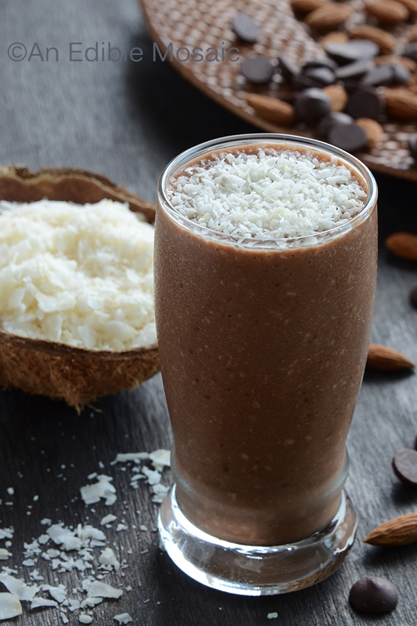 Almond + Joy Photo from BLEND: Artisanal Smoothies For Food Lovers from www.SimplyArtisanal.com