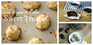 easy vegan paleo desserts from www.everydaymaven.com