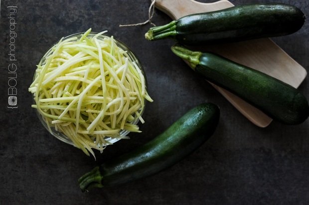 How to Make Zucchini Noodles + 10 Zucchini Noodle Recipes
