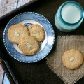 Vegan Almond Cookies Recipe from www.everydaymaven.com