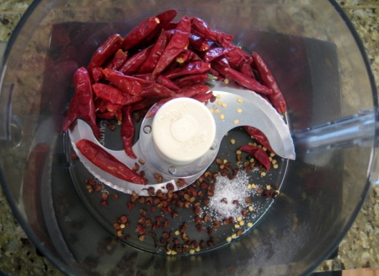 Recipe Adapted From: Paleo Chinese Chili Oil from Ancestral Chef