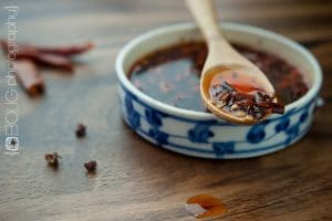 Homemade Chinese Chili Oil
