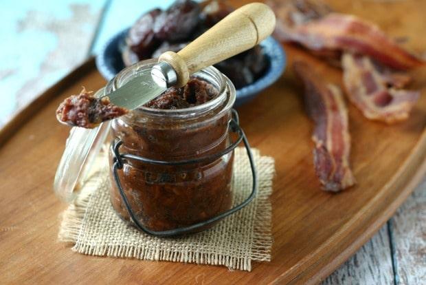 {Medjool Date} Bacon Jam