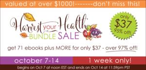 Harvest Your Health Bundle Sale_843X403