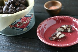 Salted Maple Cashew Clusters Recipe