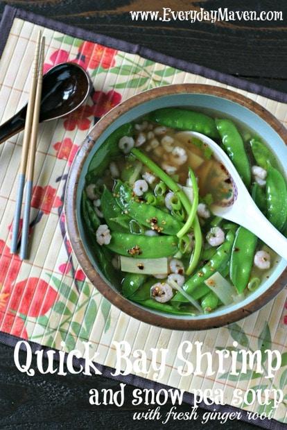 Paleo Shrimp Soup from www.everydaymaven.com