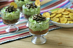 Paleo Taco Dip from www.everydaymaven.com
