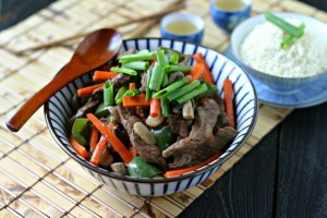 Paleo Pepper Steak
