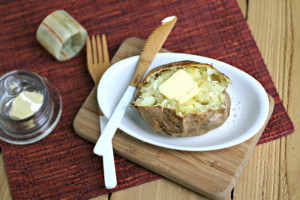 How To Make Perfect Baked Potatoes from www.EverydayMaven.com