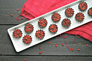 Superfood Chocolate Candy {Paleo. Vegan}