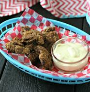 Crispy Spiced Chicken Livers from www.everydaymaven.com