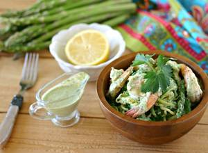 Shrimp In Green Sauce from www.everydaymaven.com