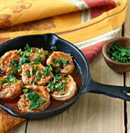 Shrimp Pil Pil (Gambas al Ajillo) Tapas from www.EverydayMaven.com