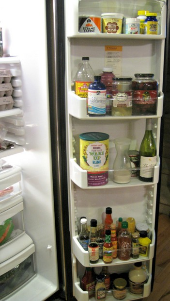 What's in My Fridge? www.EverydayMaven.com