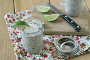 Pina Colada Chia Pudding from www.everydaymaven.com