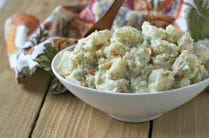 Mom's Potato Salad from www.everydaymaven.com