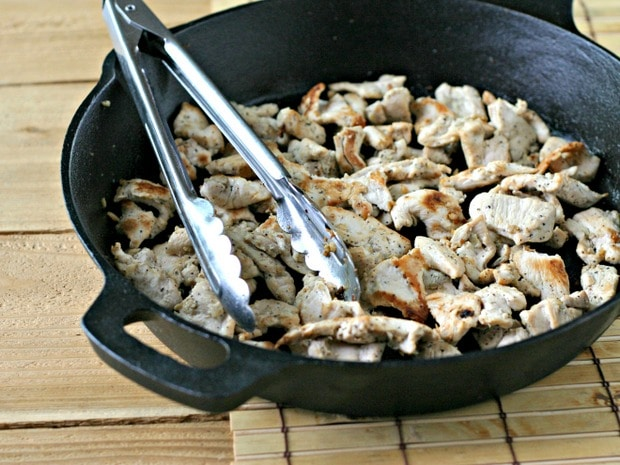 Lemongrass Chicken from www.everydaymaven.com