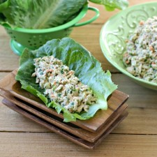 Twisted Tuna Salad