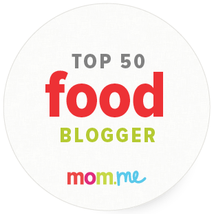 Mom.me Top 50 Food Blogger