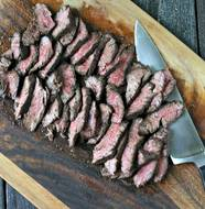 Cast Iron Hanger Steak from www.EverydayMaven.com