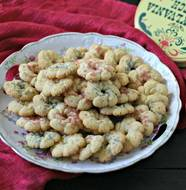 Grain Free Butter Cookies from www.EverydayMaven.com