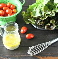 Raw Garlic Dressing from www.EverydayMaven.com