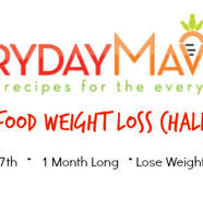 EverydayMaven Real Food Weight Loss Challege on DietBet www.EverydayMaven.com