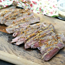 London Broil with Onion Soup Mix