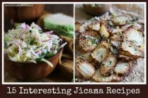 15 Jicama Recipes from www.EverydayMaven.com
