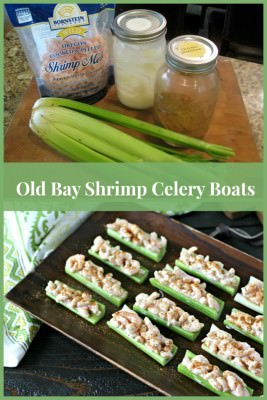 Old Bay Celery Boats from www.EverydayMaven.com
