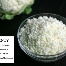 20 Paleo and Primal Cauliflower Rice Recipes