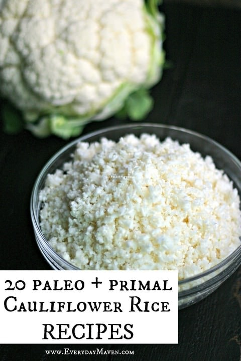 20 Interesting Cauliflower Rice Recipes 