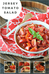Jersey Tomato Salad from www.EverydayMaven.com