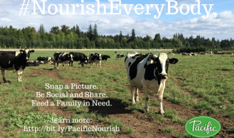 Help Feed Families In Need #NourishEveryBody