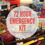 How To Stock a 72 Hour Emergency Kit from www.EverydayMaven.com