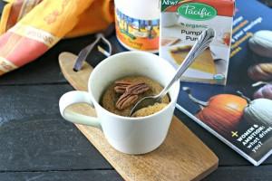 Paleo Pumpkin Mug Cake