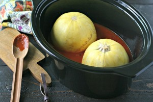 How To Cook Spaghetti Squash In The Slow Cooker