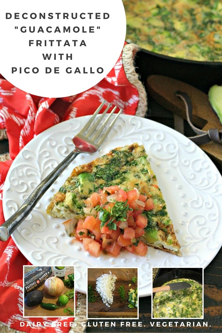 A fun twist on a classic. The flavor of Guacamole transformed into a new brunch staple. Naturally low carb, gluten free and ready in less than 30 minutes!