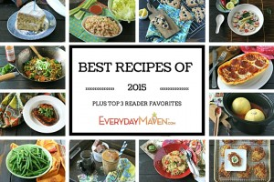 Best of 2015 Collage from www.EverydayMaven.com