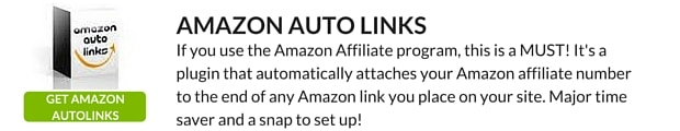 AMAZON AUTOLINKS PLUGIN