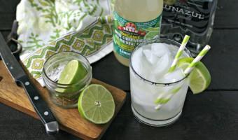 The Skinniest Skinny Margarita {Sugar Free, Low Carb}
