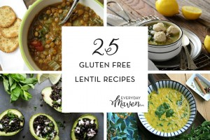 25 Gluten Free Lentil Recipes
