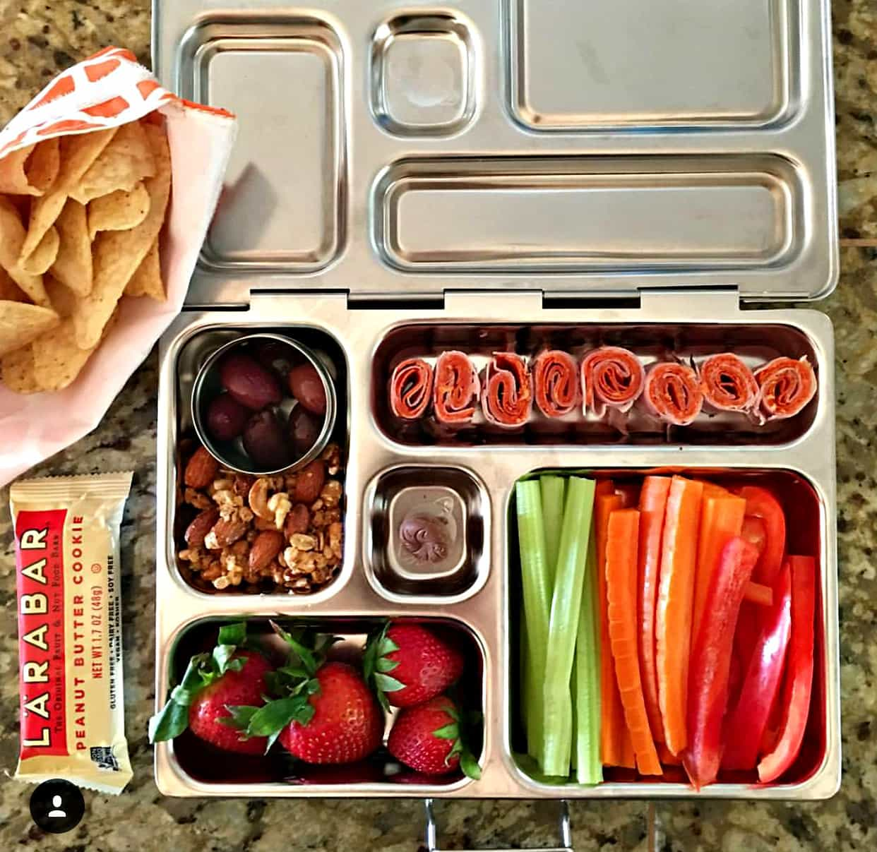 How To Pack Gluten Free School Lunches from www.EverydayMaven.com