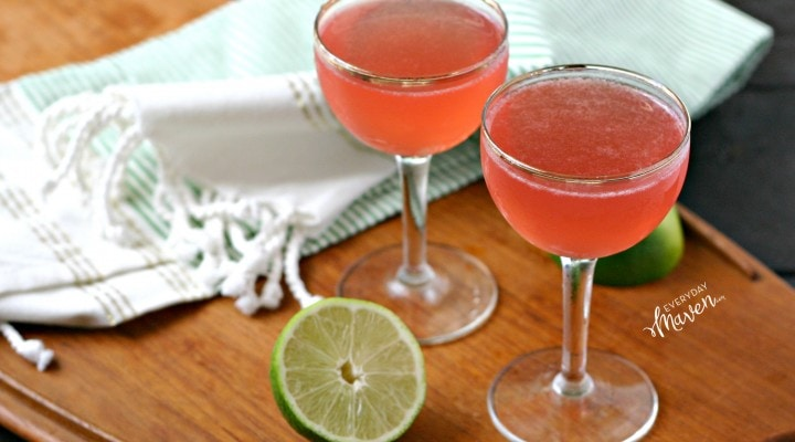 Kombucha Cocktail: Cosmopolitan