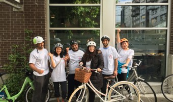 Biking through Capitol Hill + Win a new bike from PUBLIC Bikes!