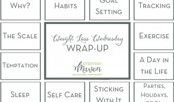 Weight Loss Wednesday Wrap Up