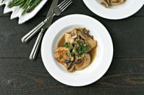 Gluten Free Chicken Marsala from www.EverydayMaven.com