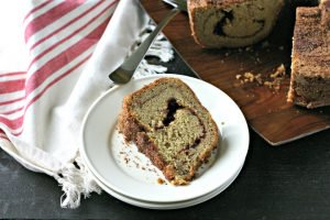 Gluten Free Sour Cream Coffee Cake from www.EverydayMaven.com