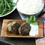 Spiced Lamb Meatballs with Tzatziki from www.EverydayMaven.com